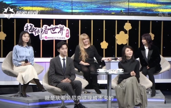 60 million viewers watched the show about Croatia on Chinese Hainan television