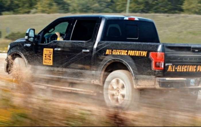 Ford najavljuje električni F-150 (VIDEO)