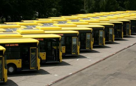 Belgrade: One hundred new buses