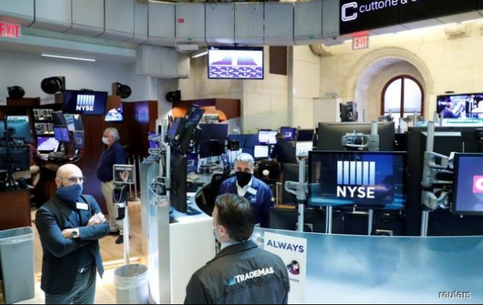 Wall Street: Dow Jones i S&P 500 porasli, Nasdaq pao