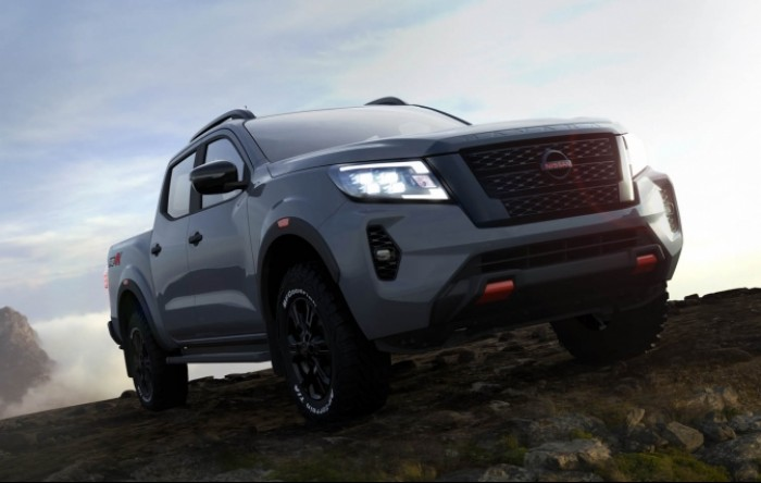Nissan najavio novi Frontier (VIDEO)