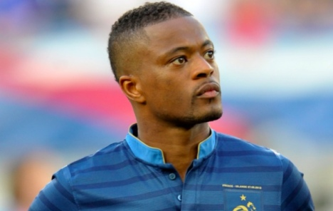 Evra u West Hamu do kraja sezone
