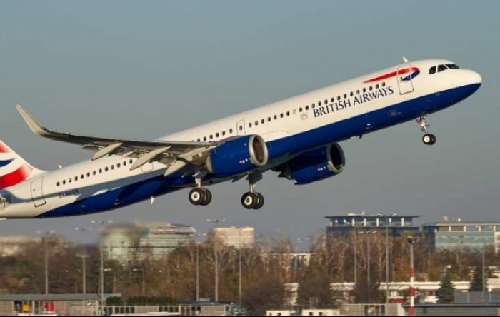 British Airways vraća se u prosincu s linijom London-Zagreb