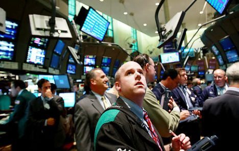 Wall Street: Indeksi u minusu, nema kompromisa u Washingtonu