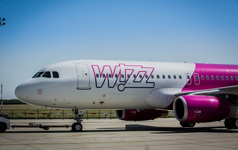 Wizz Air želi nastaviti letove za Tuzlu do 2023.
